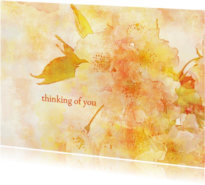 Sterkte kaarten - 14174 Thinking of you