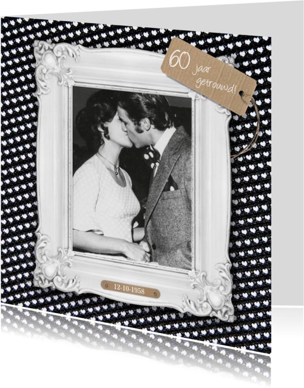 Jubileumkaarten - 25 jaar Huwelijk lijst