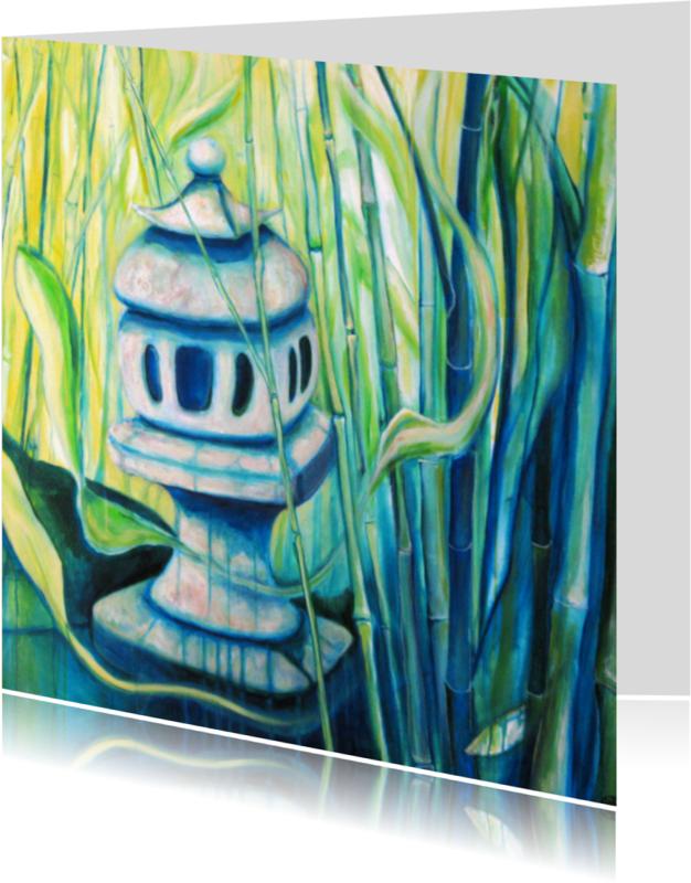 Religie kaarten - Bamboo-Zen