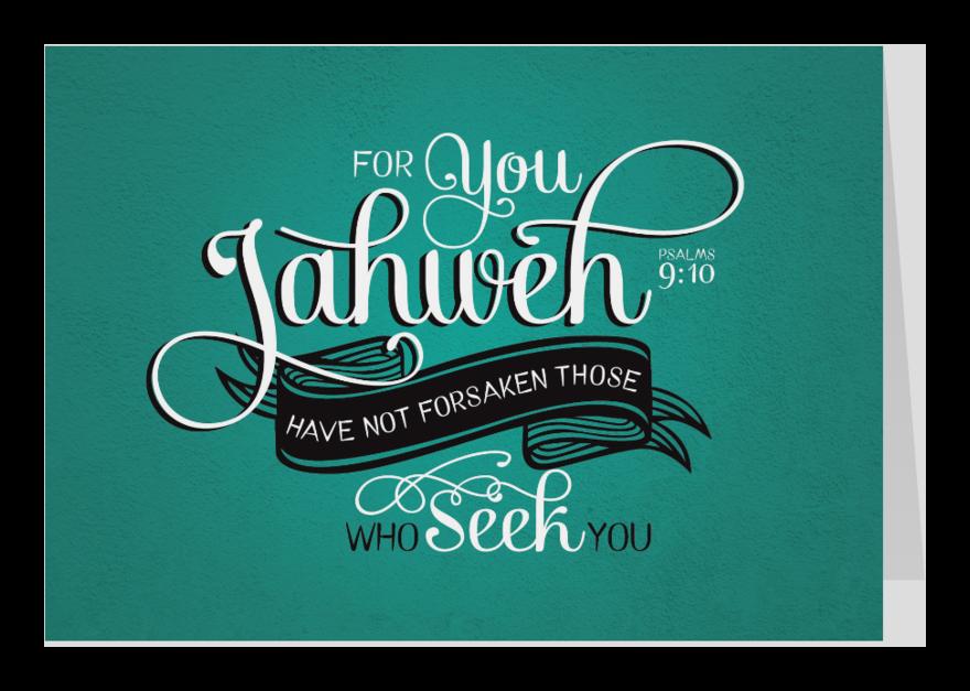 Religie kaarten - Bemoedigingskaart HEE Goodies