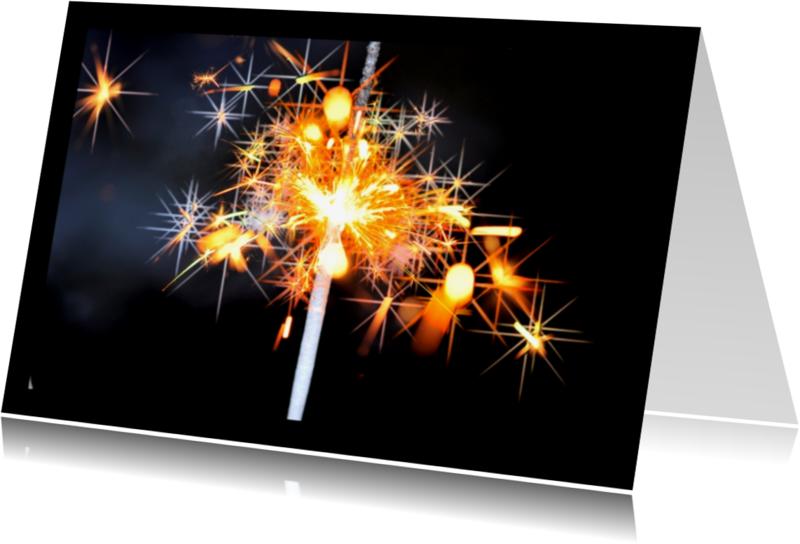 Nieuwjaarskaarten - beste wensen voor....