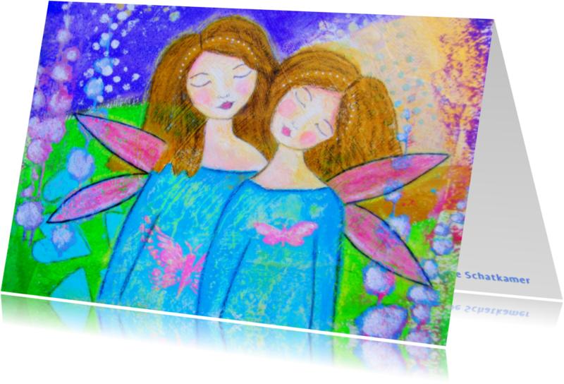 Religie kaarten - Dream Angels