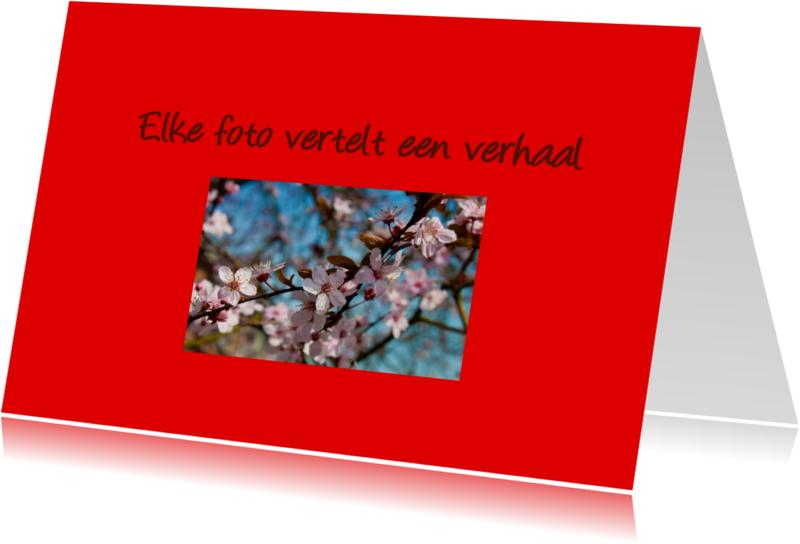 Liefde kaarten - Elke foto vertelt een verhaal