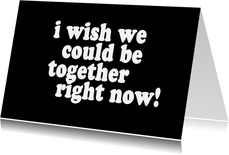 Liefde kaarten - I wish