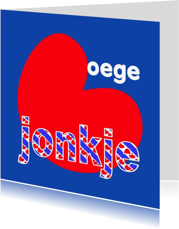 Fryske kaartsjes - Jonkje Oege - AW