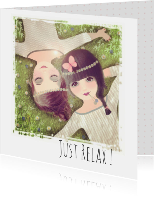 Coachingskaarten - Just Relax! Loulou & Ting