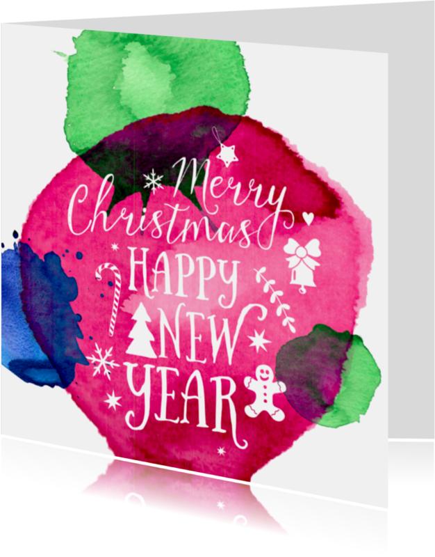 Kerstkaarten - kerstkaart-aquarel-wishes-ADG