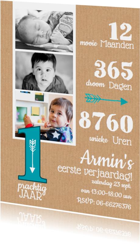 Kinderfeestjes - Kinderfeestje 1 jaar Armin