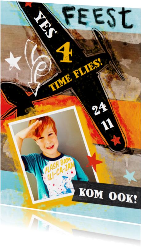 Kinderfeestjes - Kinderfeestje jongen foto ster