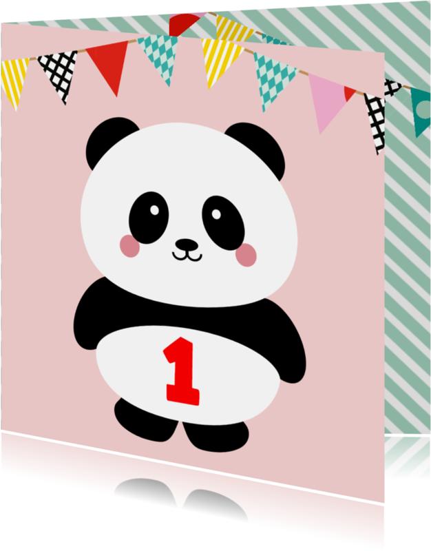 Kinderfeestjes - Kinderfeestje panda