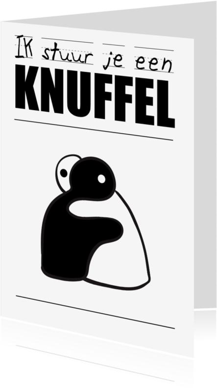 Sterkte kaarten - Knuffel - tessArt