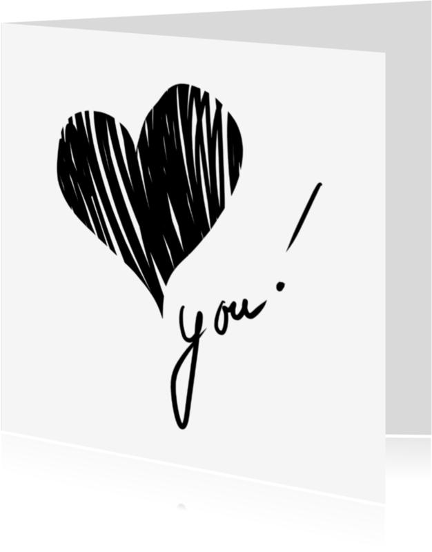 Liefde kaarten - Liefde kaarten L You  Y