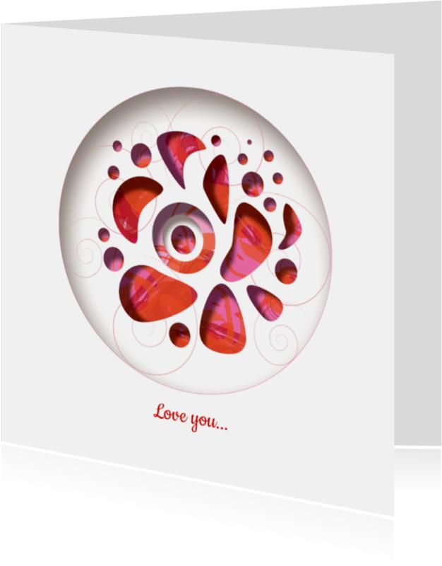 Liefde kaarten - Liefde -  Univers Love - MW