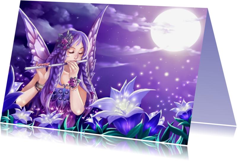Zomaar kaarten - Night Fea