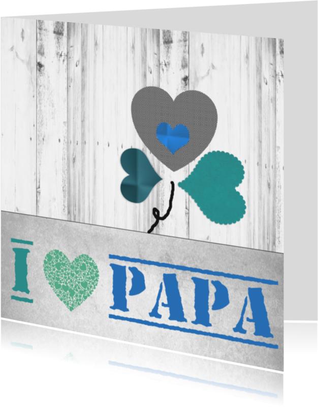 Vaderdag kaarten - papa-made4you