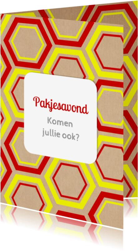Sinterklaaskaarten - PL Sinterklaas - DH