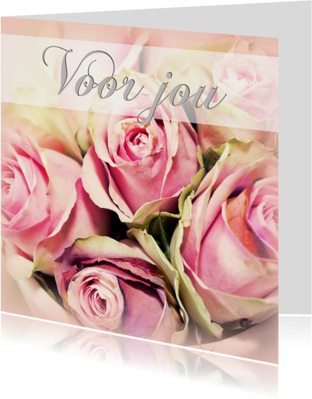 Vriendschap kaarten - Pour vous