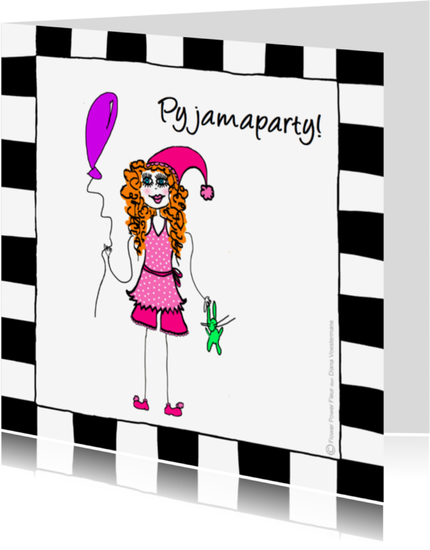 Kinderfeestjes - Pyjamaparty