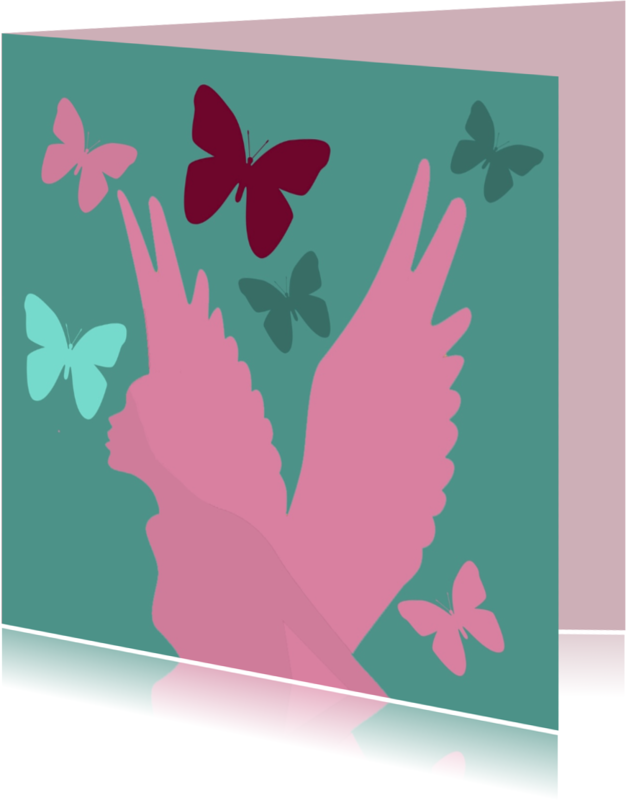 Religie kaarten - Spirituele kaart angel
