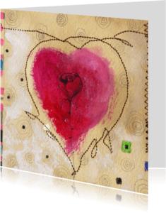 Kunstkaarten - A heart for everyone 1