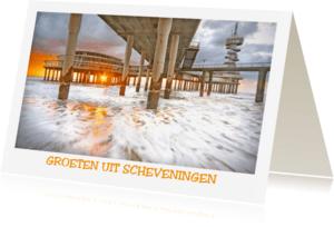 Ansichtkaarten - Ansichtkaart - Scheveningen Pier