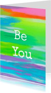 Coachingskaarten - Be You Be Yourself