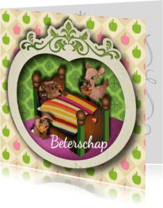 Beterschapskaarten - Beterschap - Kinderkaart