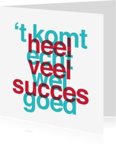 Coachingskaarten - Coaching Komt Goed