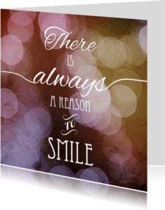 Coachingskaarten - Coaching reason to smile