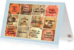 Coachingskaarten - Coachingskaart open je hart IW