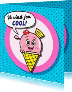 Coachingskaarten - Cool ijsje - TW