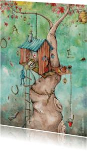 Welkom thuis kaarten - Eigen droomhuis