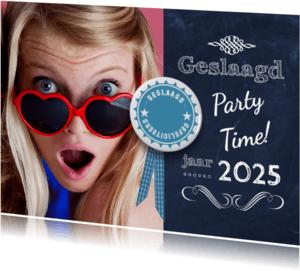 Uitnodigingen - Eindexamen Feest Uitnodiging