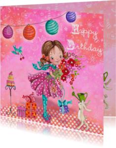 Verjaardagskaarten - Felicitatie Verjaardag Feestje