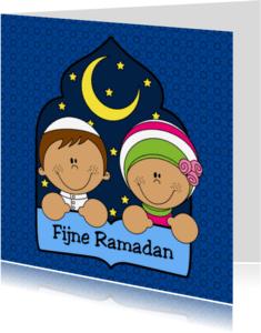 Religie kaarten - Fijne Ramadan