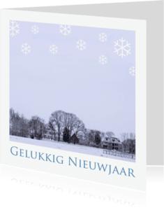 Nieuwjaarskaarten - Gelukkig Nieuwjaar 4K-01-AS