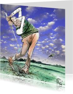 Coachingskaarten - golf coachingskaart