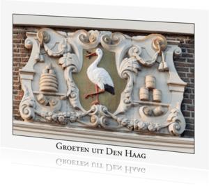 Ansichtkaarten - Groeten uit Den Haag VII