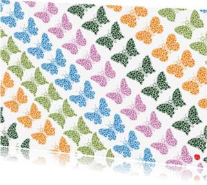 Ansichtkaarten - Happy butterflies