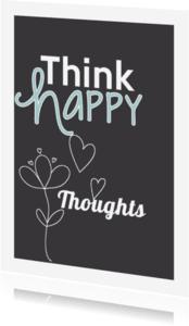 Coachingskaarten - Happy Thoughts