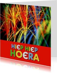 Verjaardagskaarten - Hiep Hiep Hoera Versiersels OT