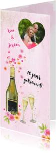 Uitnodigingen - Huwelijksjubileum feestje