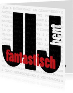 Coachingskaarten - JIJ bent fantastisch - Collega