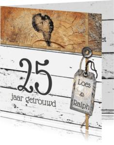 Jubileumkaarten - Jubileumfeest zelf invullen d