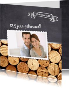 Jubileumkaarten - Jubileumkaart-kurk-SanderMarlot
