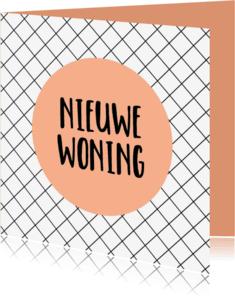 Verhuiskaarten - Kaart Nieuwe Woning - WW