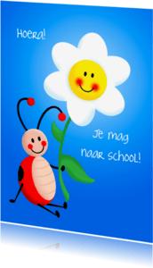 Kaarten mailing - Kaarten mailing schooldag