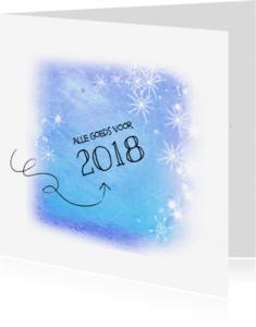 Kerstkaarten - Kerstkaart 2018 winter-IP
