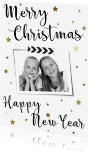 Kerstkaarten - Kerstkaart met foto - WW