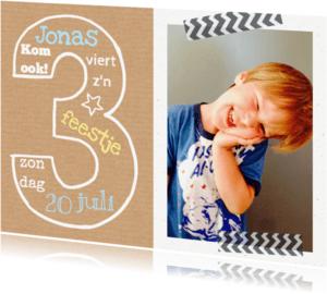 Kinderfeestjes - Kinderfeestje drie jaar foto